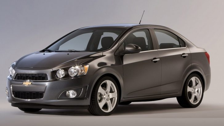 2013 Model Satılık Chevrolet Aveo