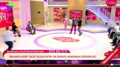 Seda Sayan'ın programında büyük kavga