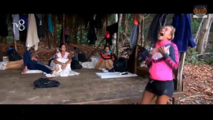 Survivor'da kız kavgası