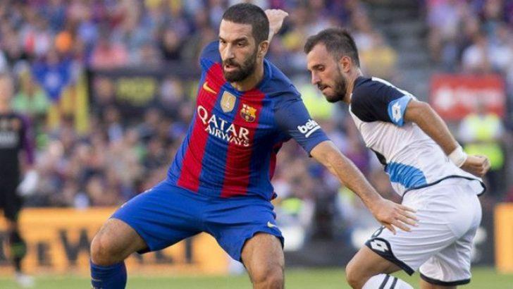 Barcelona'dan Arda Turan'a ceza