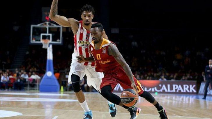 Galatasaray'da Russ Smith ve Justin Dentmon kadroya alınmadı