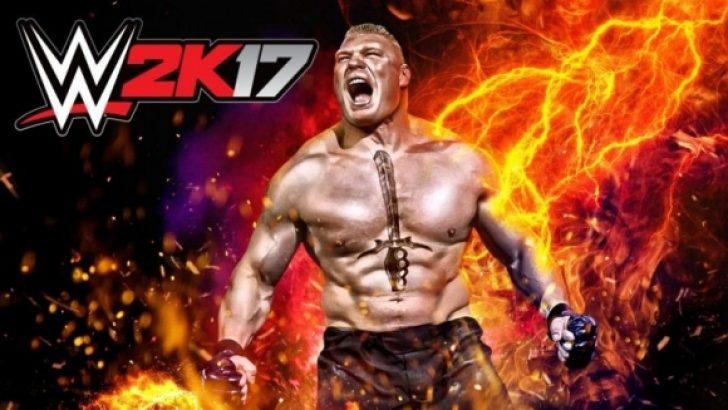WWE 2K17'nin efsane içeriği yayında!