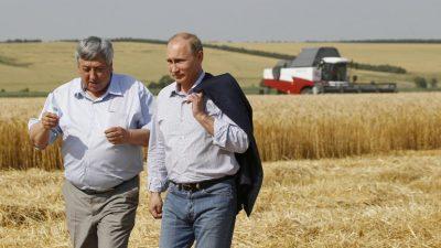 """Türk Tarımcılara Rusya'dan Şartlı """"Yeşil Işık"""""""