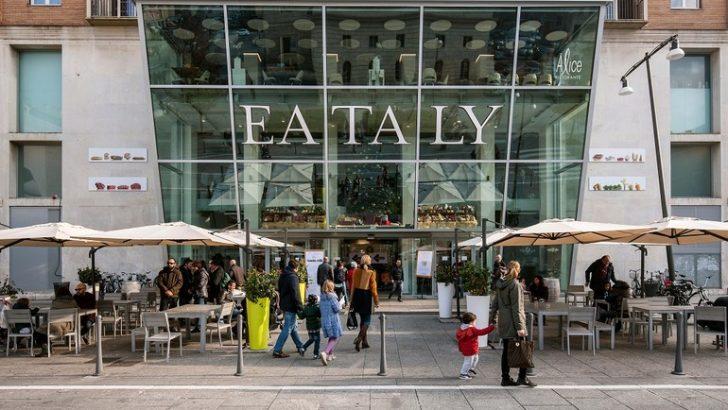 İstanbul'daki Küçük İtalya: Eataly