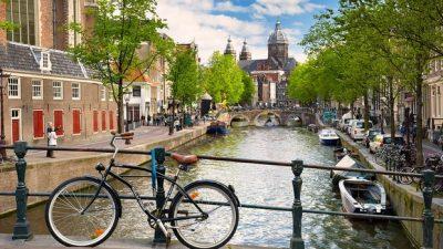 Huzur veren Amsterdam kasabaları
