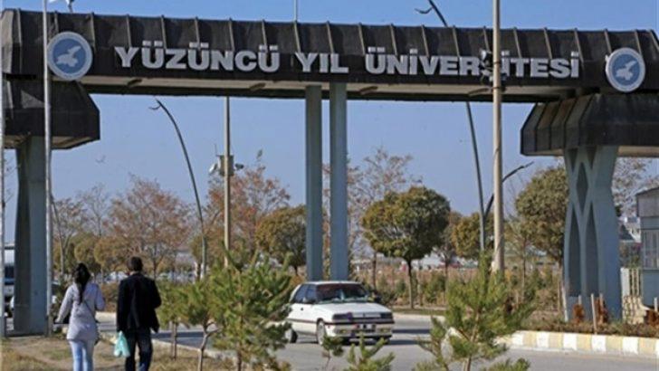 """Yüzüncü Yıl Üniversitesine """"Van"""" eklenecek"""
