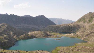 Kapılı Göller