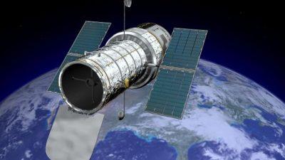 Hubble Uzay Teleskobu yeniden faaliyette