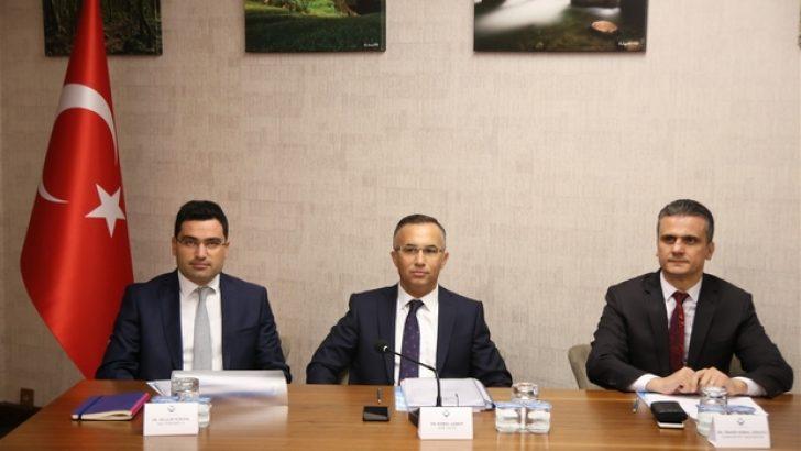 Rize'de 'Bağımlılıkla Mücadele Koordinasyon Kurulu' toplantısı gerçekleştirildi