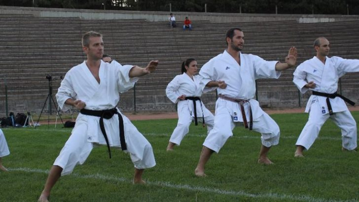 Rize'de 14-18 Kasım Tarihleri Arasında Karate Şampiyonası Düzenlenecek