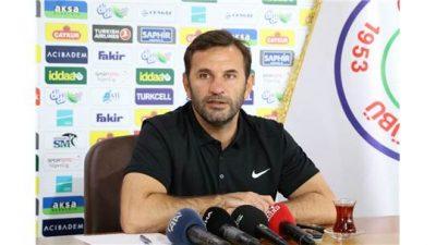 """Okan Buruk: """"Futbolcumuz, Yöneticimiz Ceza Alıyorsa Bu Hakemlerimiz De Almalı"""""""