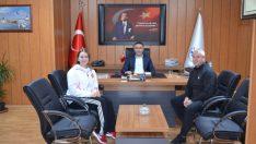 Türkiye Şampiyonu Betül Yörük