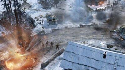 Company of Heroes 2 kısa süreliğine ücretsiz
