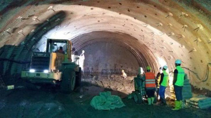68 yıllık hayal gerçek oluyor, Salarha Tüneli'nde sona gelindi