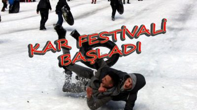 Kar Festivalinde 25 yaralı